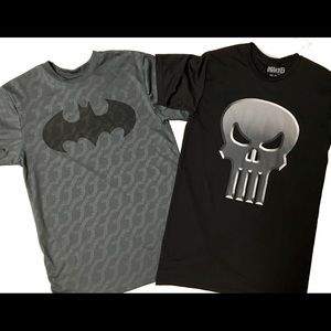 Men's dri-fit short sleeve shirts - set